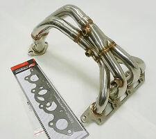 OBX Stainless Exhaust Header Manifold FITS 1999-2006 Focus ZX3 2.0L Ztec