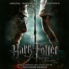 Alexandre Desplat - Harry Potter and the Deathly Hallows Part 2 (NEW CD)
