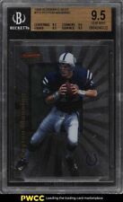 1998 Bowman's Best Peyton Manning ROOKIE RC #112 BGS 9.5 GEM MINT