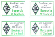 In Borussia M Gladbach Fußball Aufkleber Günstig
