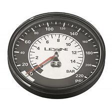 LEZYNE Vervangende horloge manometer 220 PSI GAUGE 3.5