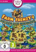 Farm Frenzy 4 héros des vikings allemand NEUF