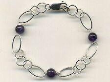 Amethyst Handmade Fine Bracelets