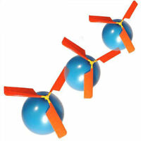 6 Balloon Helicopters - Pinata Toy Loot/Party Bag Fillers Wedding/Kids