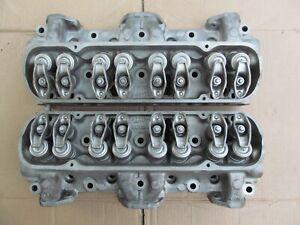 1965 GTO Pontiac tri power heads cast 77 9778777