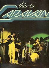 CARAVAN this is caravan GERMAN 1974  2001 BRAIN REC EX LP