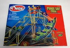 KNEX INSTRUCTION MANUAL ONLY #15139 Pirate Ship Park Book / Instructions