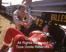 Ferrari Gilles Villeneuve '81 F1 Formula One Photo #230