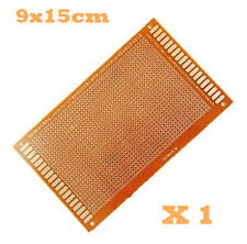 9x15cm DIY PCB Prototyping Printed Circuit Board Prototype Stripboard