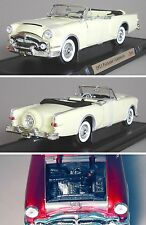 1:18 Yat Ming 1953 Packard Caribbean Convertible - Yellow