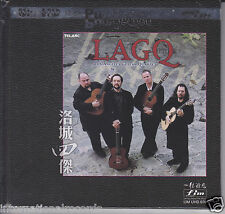 "FIM/LIM ""LAGQ - Los Angeles Guitar Quartet"" 32-bit Mastering UltraHD UHD CD New"