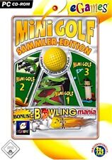 MINI GOLF SAMMLER-EDITION - PC CD-ROM - NEU + SOFORT
