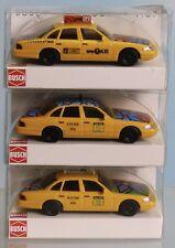 Busch 49030 + 49031 + 49032, Spur H0 / Maßstab1:87, Ford Crown Victoria TaxiSet