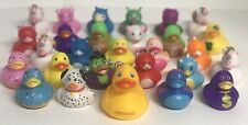 28 Lot Rubber Duck Ducky Duckie Baby Shower Birthday Party Favors Assorted Bulk