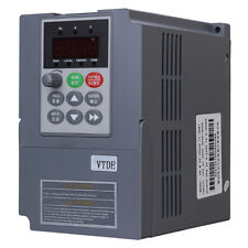 Convertitore frequenza Inverter 220V 1.5KW 7A Single Phase Input a 3Phase Output