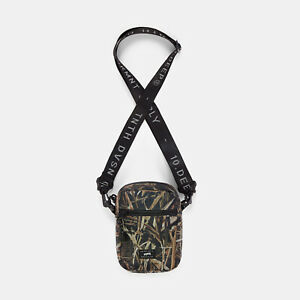 10 Deep Mens Division Satchel Bag Reed Camo