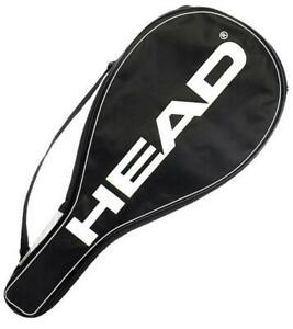 Head Full Length Premium Padded Tennis Head Cover with Strap