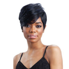 Fashion Short Wigs For Black Women Curly Wig Synthetic Hair Short Cut Blond Wigs