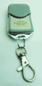 Neco mark 1 Roller Shutter Garage Door Remote Control fob x1 - Genuine