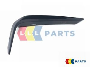 BMW NEW GENUINE 5 SERIES G30 M SPORT FRONT LOWER GRILL FINISHER TRIM RIGHT O/S