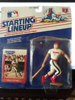 STARTING LINEUP 1988 BASEBALL. WALLY JOYNER ROOKIE FIGURE . LOS ANGELES...