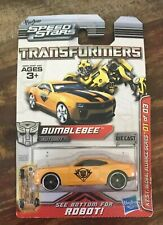 Speed Stars - Transformers ~ Bumblebee ~ NEW ON CARD