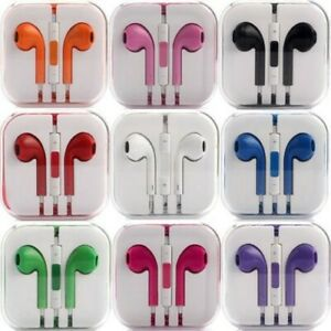Lot of 30 Wired 3.5MM Headphones Pods Earbuds