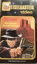 VHS Django - Eine Pistole für 100 Kreuze (Geiselgasteig Video) FSK 16 Western