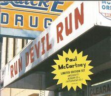 Paul McCartney - Run Devil Run Limited edition CD with bonus CD