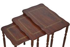 2953 Beistelltisch 3er Set Holztisch Couchtisch Sofatisch Nachttisch Tischset
