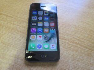 Apple iPhone 5 - 16GB - Black & Slate (Unlocked) Used - Read Description - D182