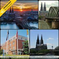 Kurzreise Urlaub Reisegutschein Hürth Köln 3 Tage 2 Person 4★ H4 Hotel Gutschein