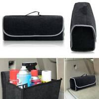 UK Car Organiser Travel Holder Boot Tidy Bag Storage Box Collapsible Trunk Case