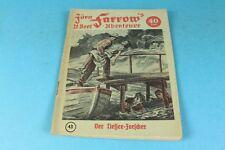Jörn Farrow´s U-BOOT ABENTEUER Heft Nr. 43 - Der Tiefsee Forscher - v. 1953 /S57