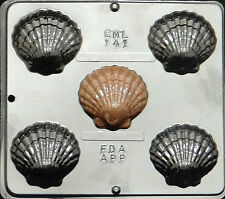 Shell Seashell Chocolate Candy Mold Candy Making  141 NEW