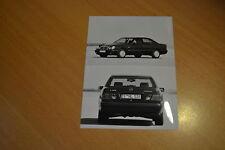 PHOTO DE PRESSE ( PRESS PHOTO ) Mercedes E 300 Turbo Diesel de 1997 ME411