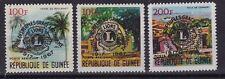 GUINEE Poste Aerienne N° 78/80 Neuf **