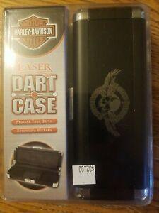 Dart World Harley-Davidson Nice Hard Plastic Laser Dart Case