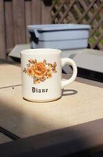 """Vintage FPC England Flower Cup Mug """"Diane"""""""