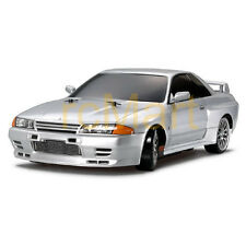 Tamiya Nissan GT-R R32 Clear Body 190mm 1:10 RC Car Touring Drift On Road #51365