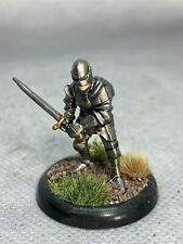Knight Painted Miniature for D&D or Pathfinder Fantasy RPG
