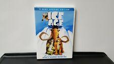 Ice Age (DVD, 2002, 2-Disc Set)