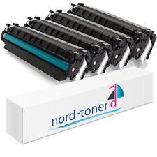 4x PRO Toner Set für HP Color LaserJet Pro MFP M 377 dw CF410X-CF413X