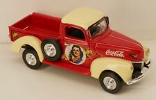 Matchbox Collectibles 1940 Ford Pickup Truck COKE Coca-Cola Red