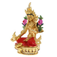 15cm Buddha Tantric Tara Statue Religion Figurine Buddhist Prayer Room Decor