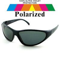Polarized Polarised Lens Car Driving Fishing Sport Golf Sunglasses & Case POL719