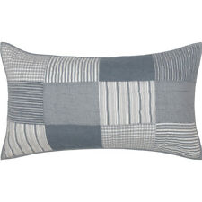 Sawyer Mill Blue Luxury King Quilted Pillow Sham by VHC Brands