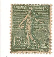 France  1903  Yvert  No 130d -  Oblitéré