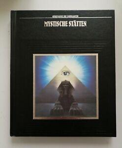 """""""Mystische Stätten"""" Geheimnisse des Unbekannten..hochwertig aufgemachtes Buch"""