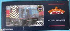 BACHMANN 08 DIESEL SHUNTER 08683 E.W.S.  DCC READY. 00 GAUGE